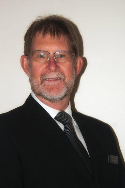 Macqueen's Funerals Terang & Camperdown staff, Graeme Wadley